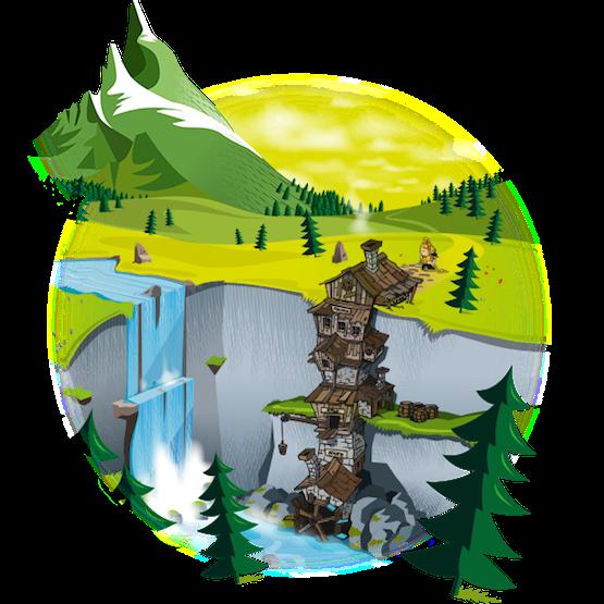 La Fabrique du Crétin des Alpes au cœur de la montagne